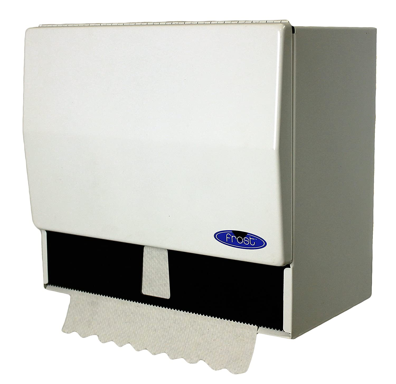 Frost 101 Paper Towel Dispenser, White Frost Products