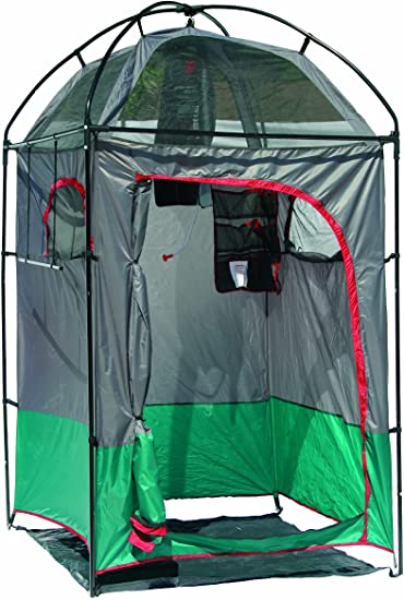 Amazon Com Texsport Instant Portable Outdoor Camping Shower Privacy Shelter Changing Room Portable Camping Shower Gear Sports Outdoors