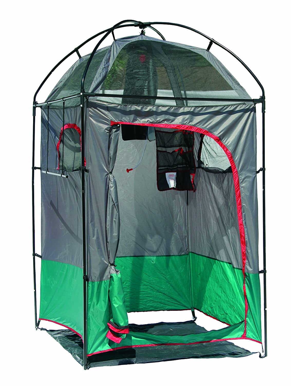 Amazon.com Texsport Instant Portable Outdoor C&ing Shower Privacy Shelter Changing Room Sports u0026 Outdoors  sc 1 st  Amazon.com & Amazon.com: Texsport Instant Portable Outdoor Camping Shower ...