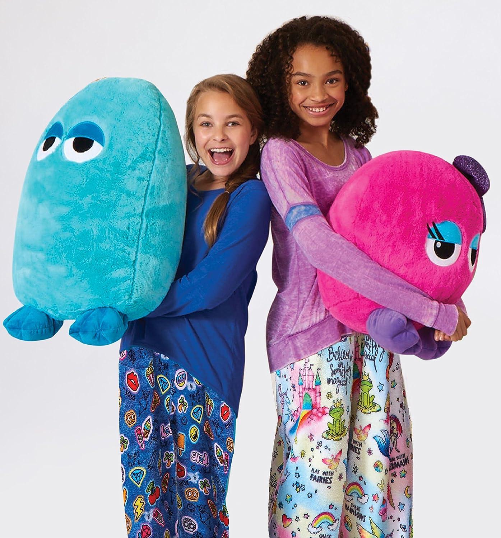 820-SSPBBl Boho Bliss Collection The Mines Press Inc iscream Big Girls Silky Soft Plush Fleece Pants