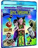Hotel Transilvania 3: Unas Vacaciones Monstruosas [Blu-ray]