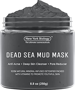 Dead Sea Mud Mask for Face & Body