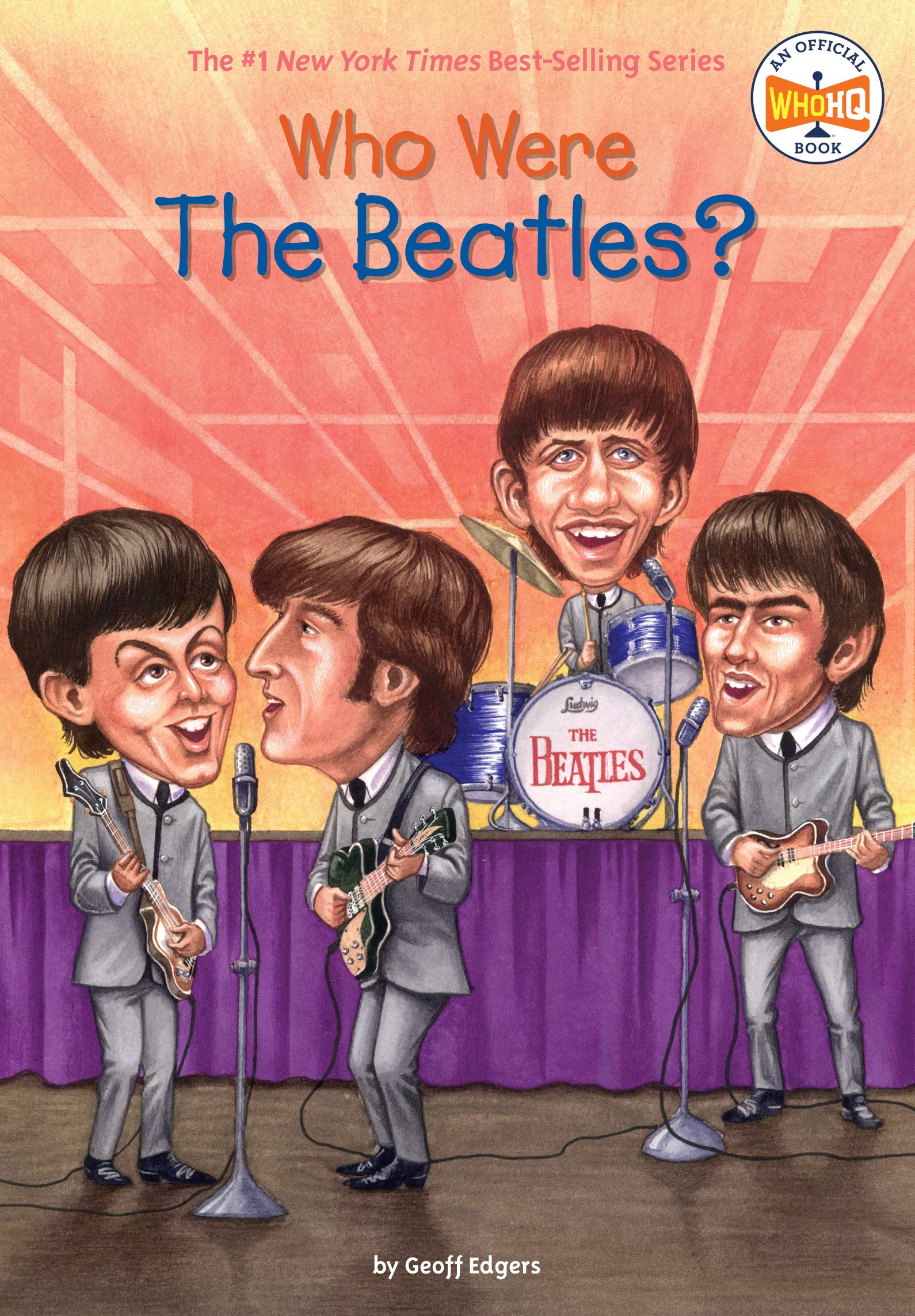 Who Were the Beatles? (Who Was--?)