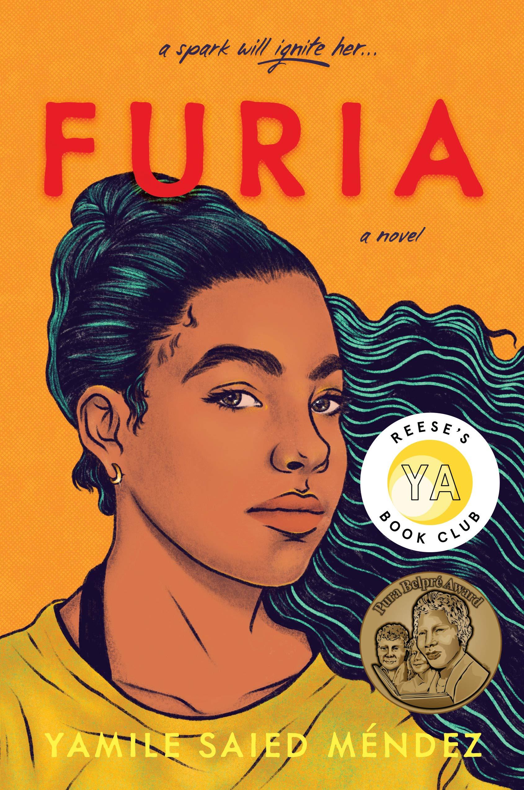 Amazon.com: Furia (9781616209919): Méndez, Yamile Saied: Books