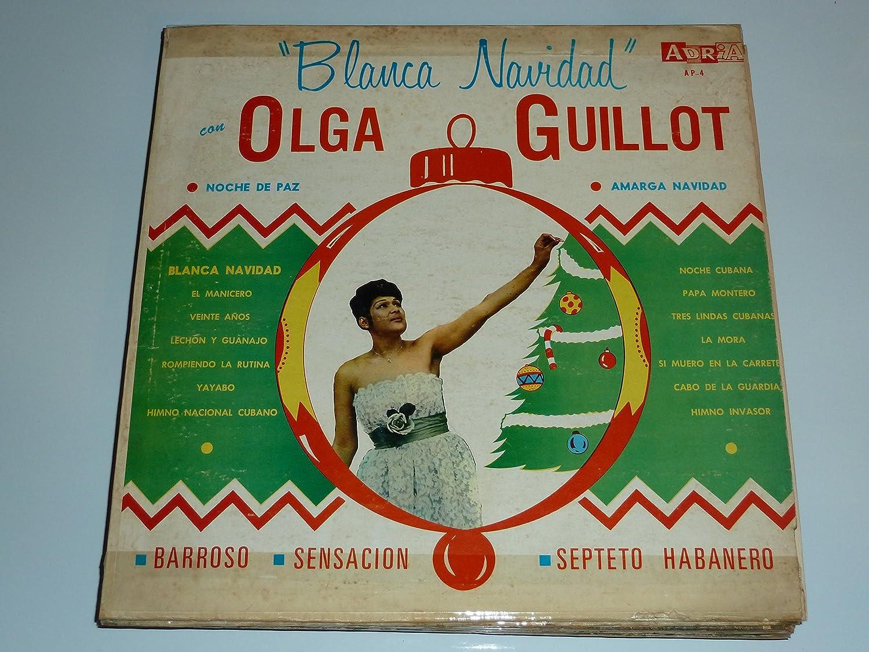 Image result for olga guillot blanca navidad images
