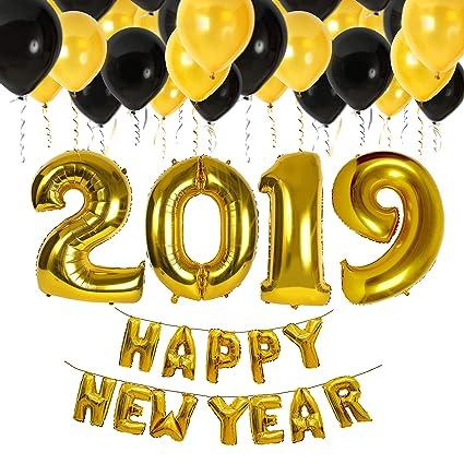 Happy New Year Balloons 5