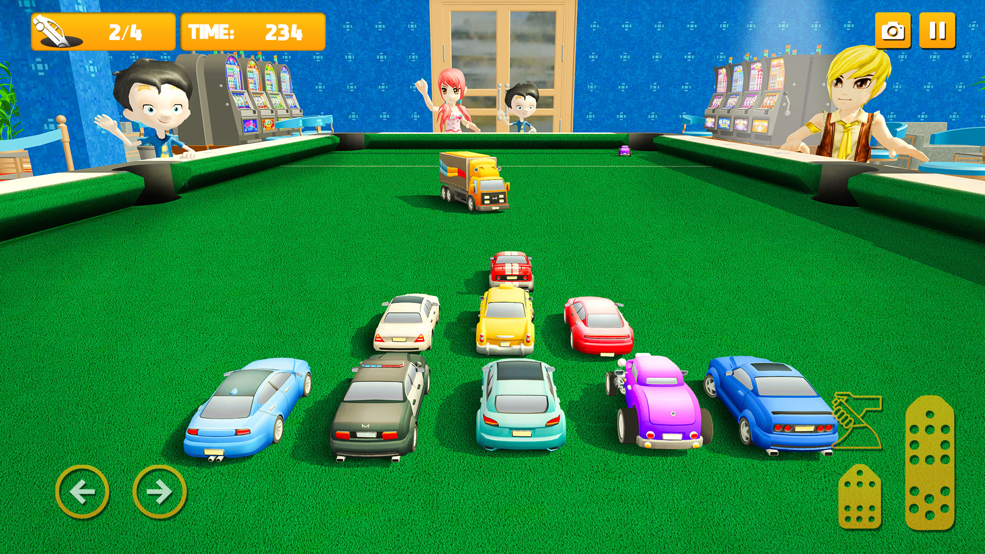 Billares Pool Cars Demolition: RCC Simulation: Amazon.es: Appstore para Android