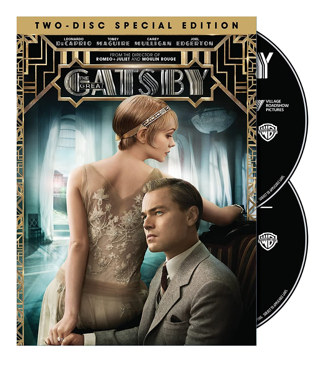 Amazoncom The Great Gatsby Two Disc Special Edition