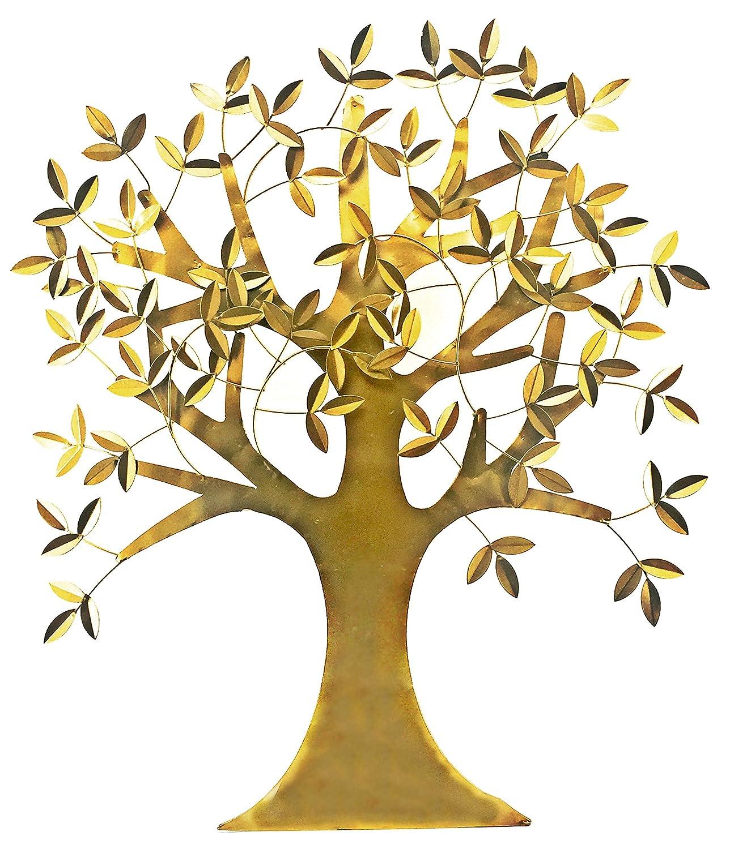 Amazon.com: Elaan31 21444 Metal Tree Wall Decor For Elite Class ...