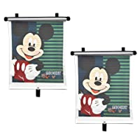 The First Years 2 Count Sunshade, Mickey Mouse (Discontinued by Manufacturer)
