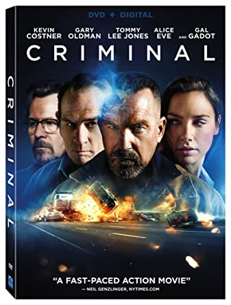 Criminal [DVD + Digital]