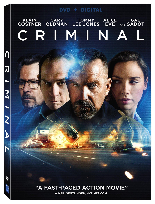 DVD : Criminal (DVD)