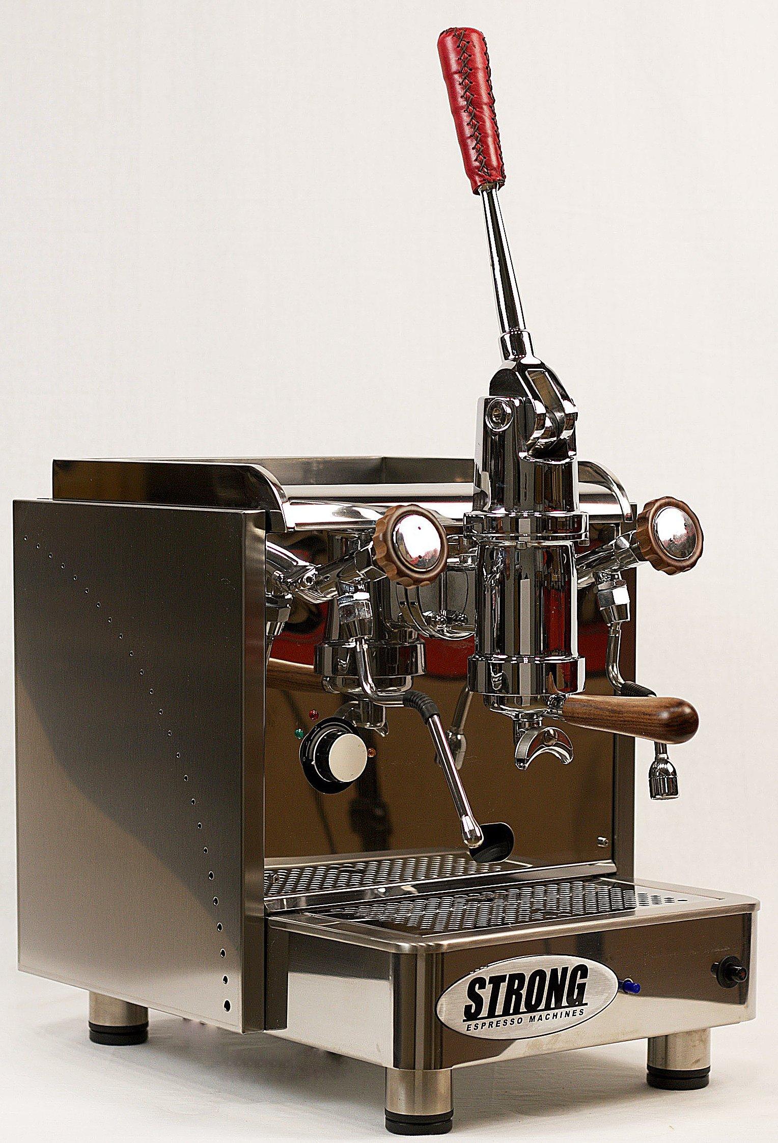 Strong Classic Lever 1 Group Espresso Machine Single head