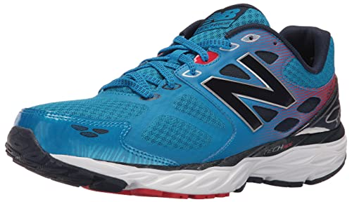 New Balance Zapatillas M680RB3, blau, EU 47.5: Amazon.es: Zapatos y complementos