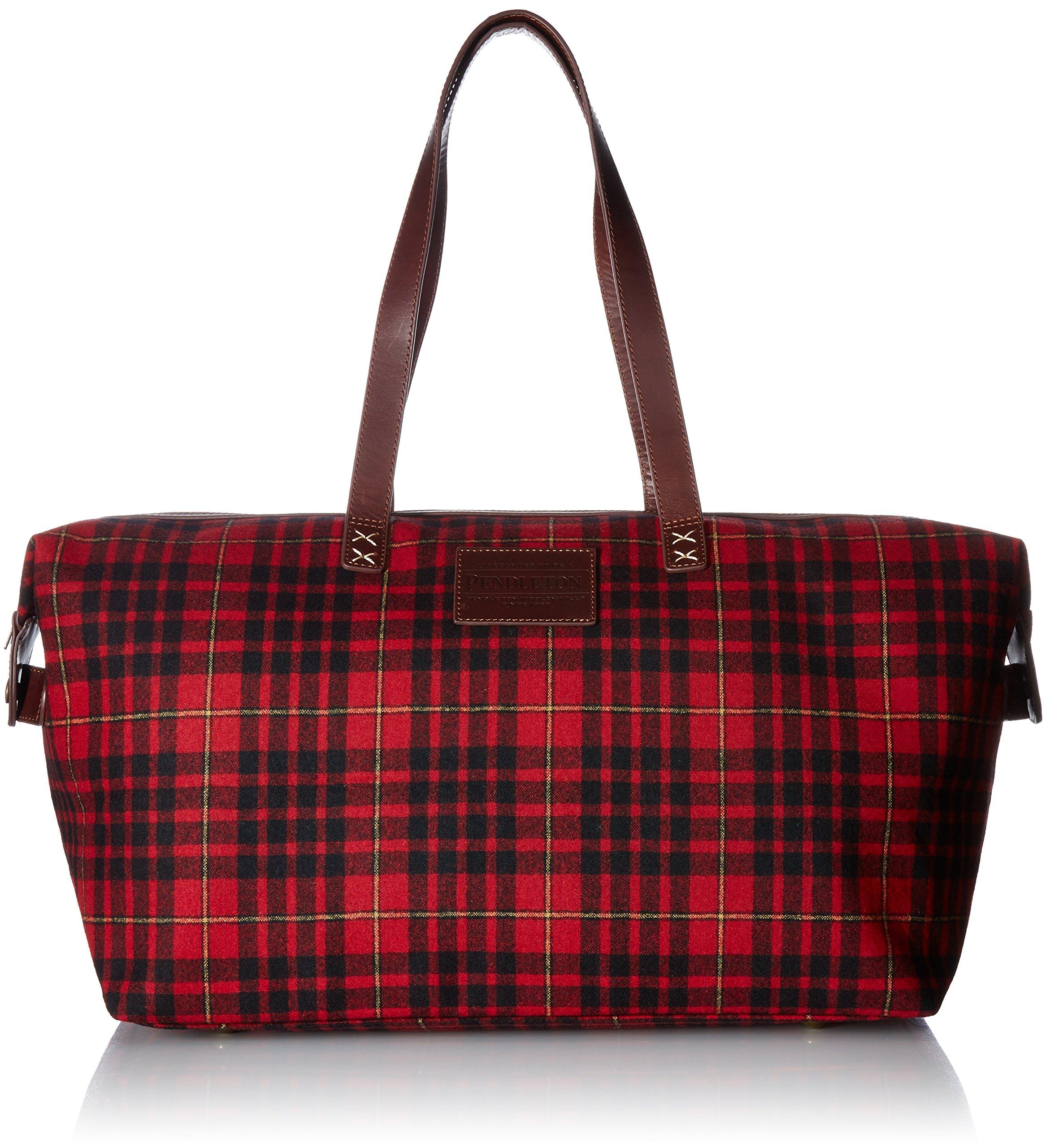Pendleton Women's Relaxed Gym Bag Accessory, -MacIan Tartan, One Size