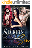 Secrets & Sin: A Halloween MFM Romance (Surrender to Them Book 3)