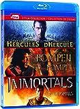 Legend of Hercules / / Pompeii / / Immortals BD Triple Feature [Blu-ray]