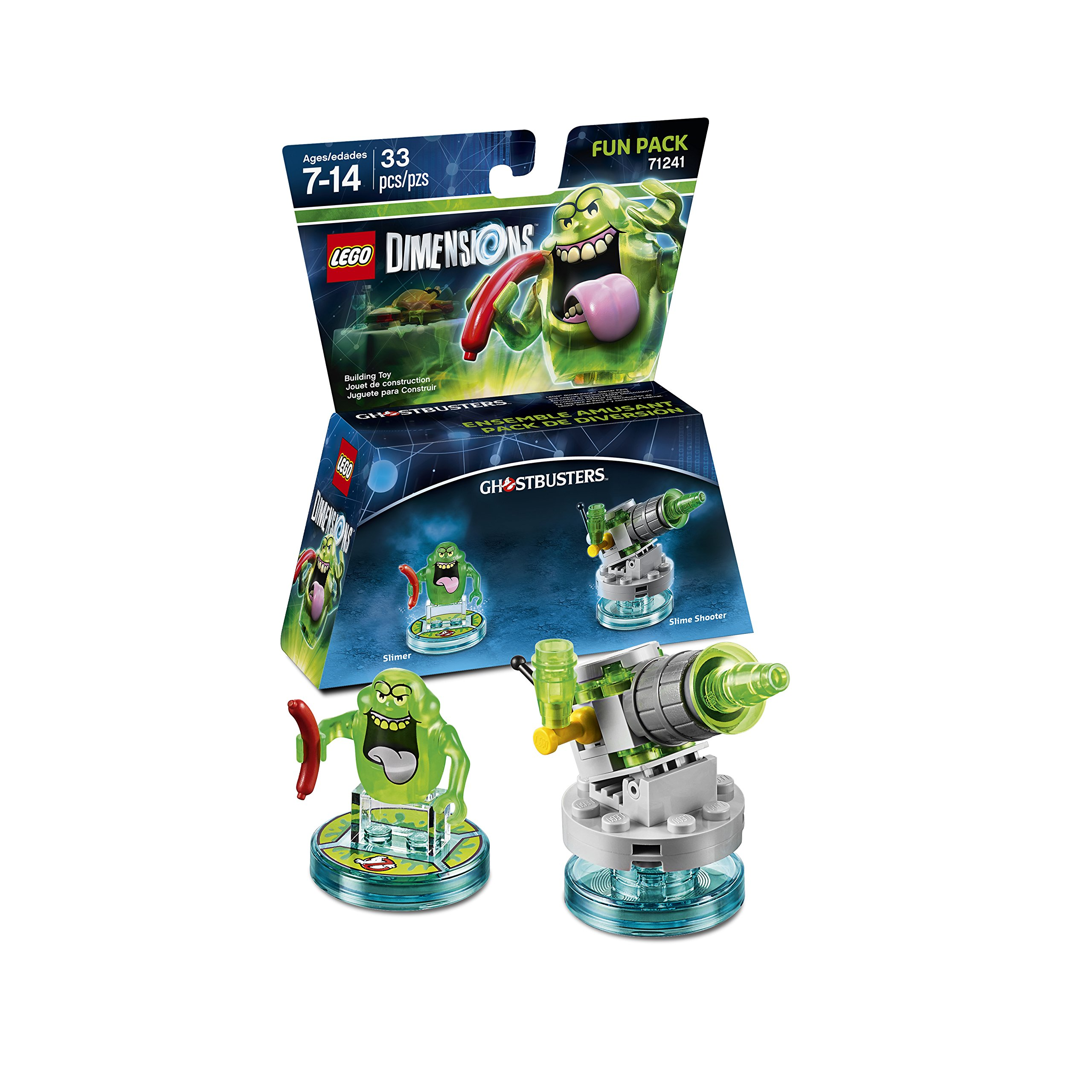 Ghostbusters Slimer Fun Pack - LEGO Dimensions by LEGO (Image #1)