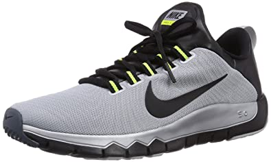 store nike free trainer 5.0 black and silver becbc 420f8