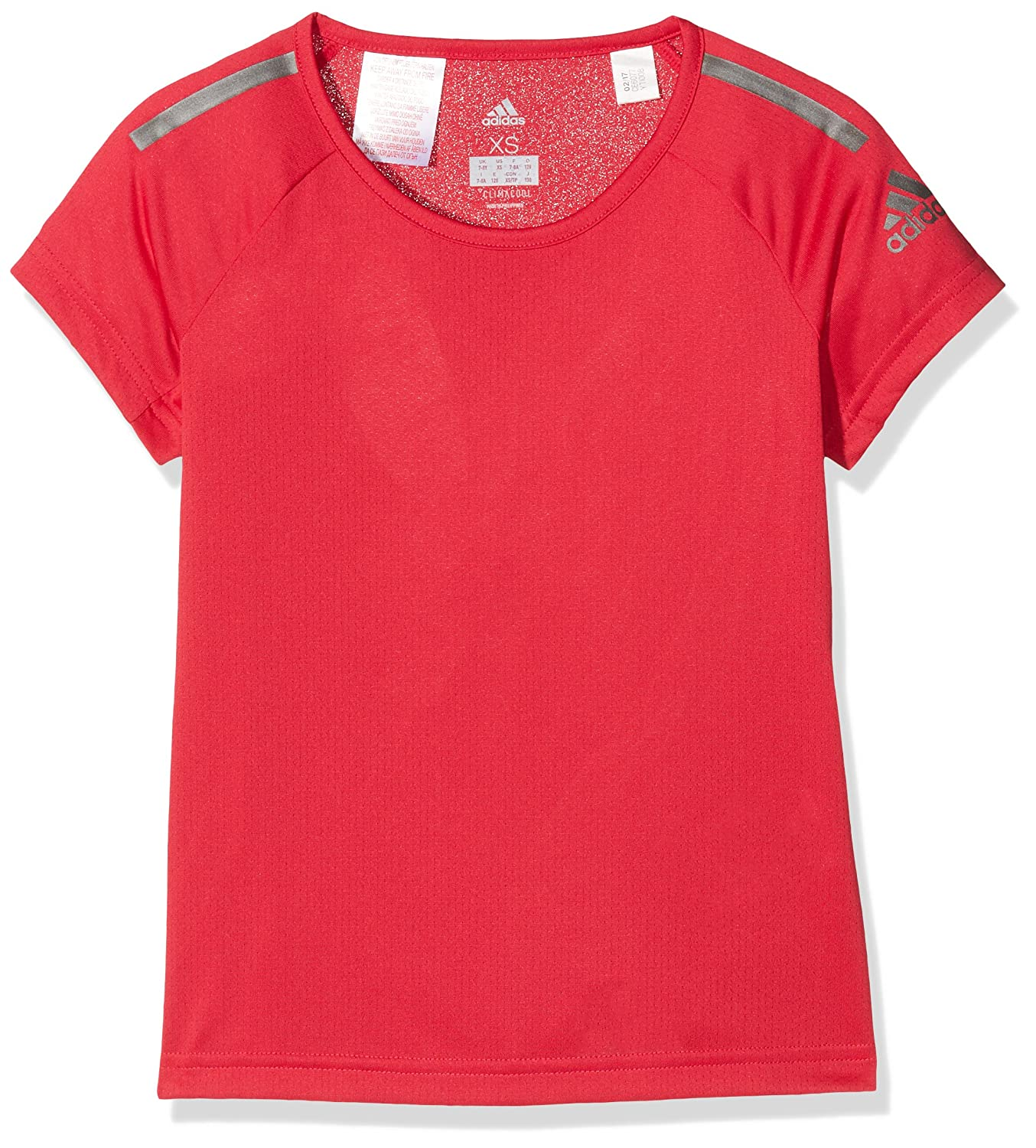 adidas Girls' Yg Tr Cool T-Shirt
