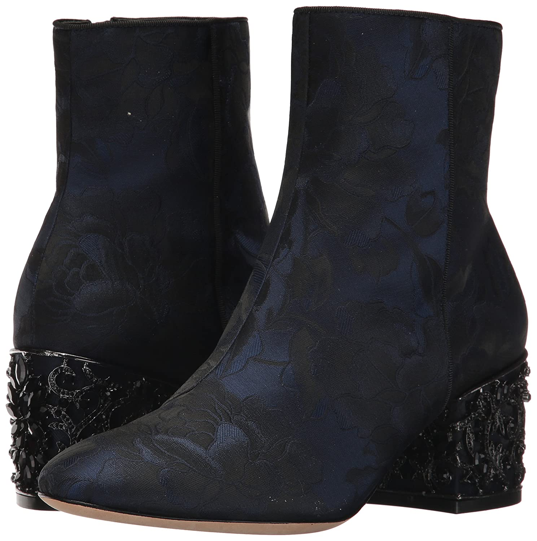Badgley Mischka B07351G43M Women's Martha Ankle Boot B07351G43M Mischka 6.5 B(M) US|Midnight Brocade 6a47ad