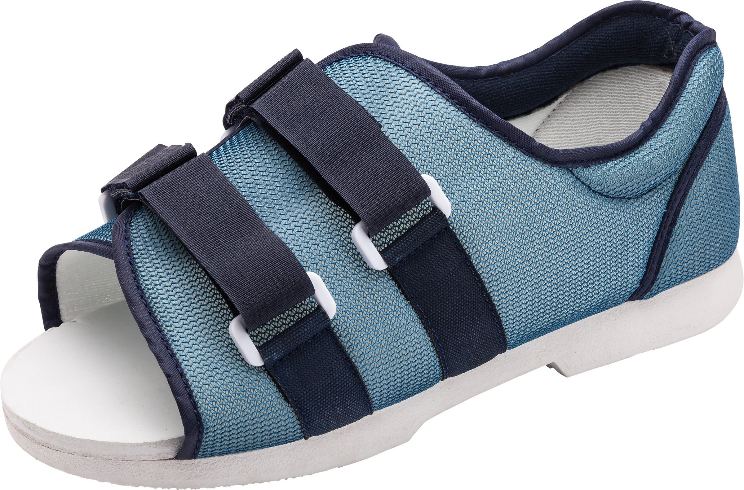 Ossur Mesh Top Post-Op Shoe - Breathable Mesh for All Day Comfort (Women's Large) by Ossur