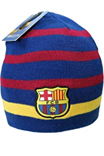 ec9780b1979 FC Barcelona Authentic Official Licensed Product Soccer Beanie