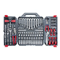 Deals on Crescent CTK170CMP2 Mechanics Tool Set, 170-Piece