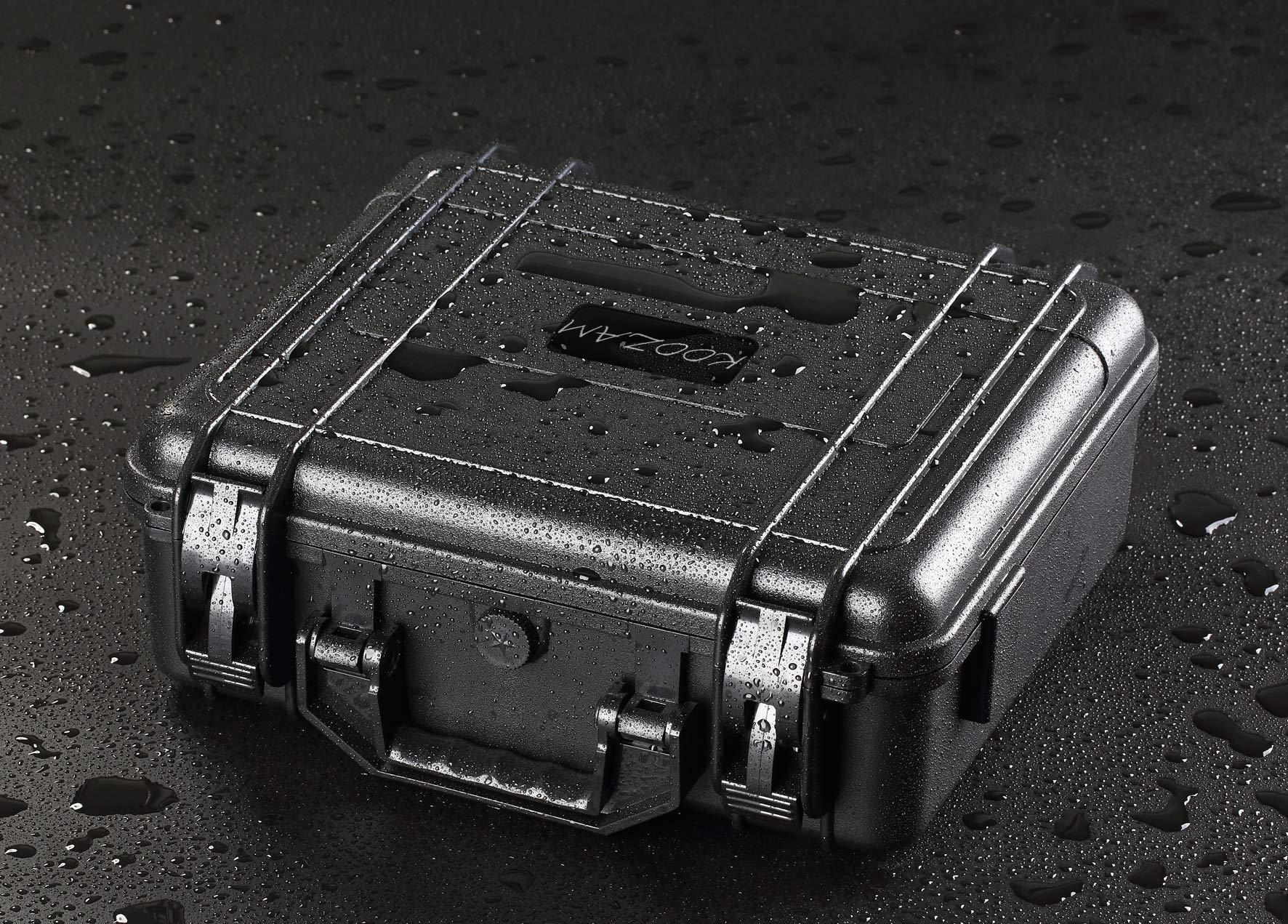 Koozam DJI Mavic 2 Waterproof Hard Case, with Smart Controller, for Mavic 2 Pro and Zoom Drones, Waterproof and Shockproof (for Mavic 2 with Smart Controller) by Koozam (Image #9)