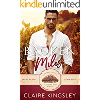 Broken Miles: A Second Chance Romance (The Miles Family Book 1) book cover