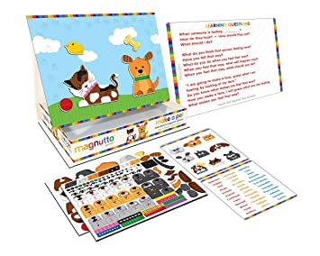 neatoh magnutto make a pet educational magnetic activity