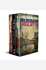 The Konstantin Box Set Collection: Books 1 to 3: Unique Crime Thrillers Kindle Edition