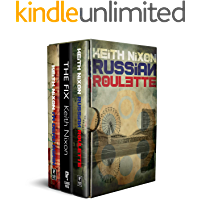 The Konstantin Box Set Collection: Books 1 to 3: Unique Crime Thrillers