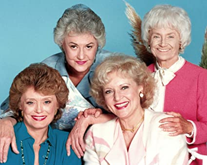 The golden girls cast strip pics 6