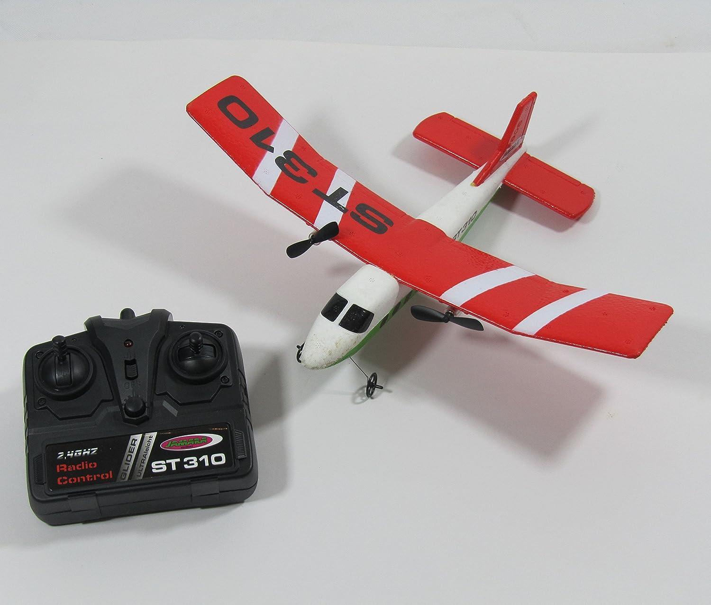 RC ST310 Flugzeug Lipo Power 2CH 2.4 GHZ