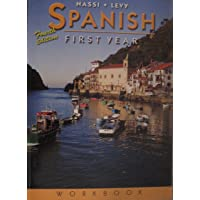 Spanish: First Year (Spanish Edition) (Spanish and English Edition)
