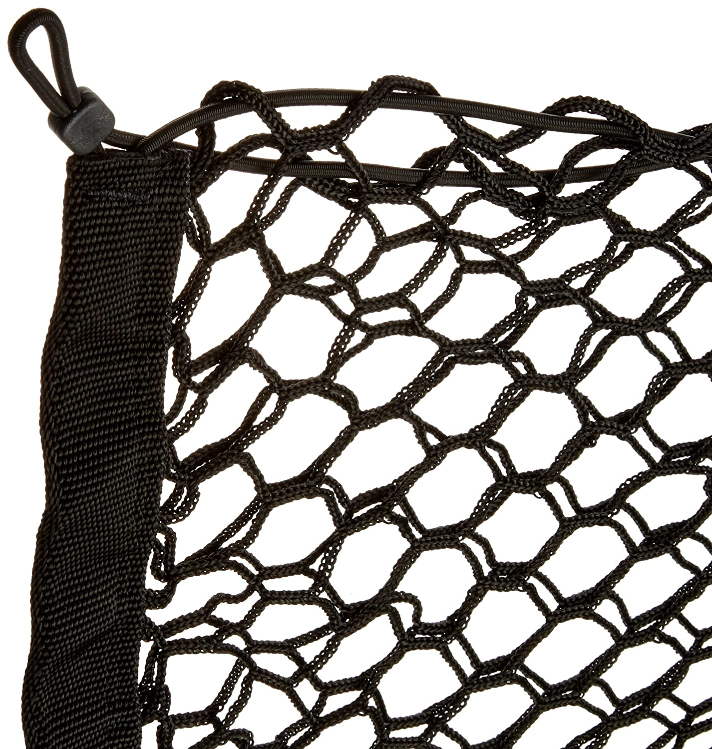 2Pack 15X15 Motorcycle Cargo Net Featuring 6 Adjustable Hooks /& Tight 2x2 Mesh