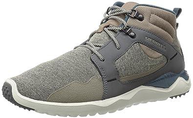 Merrell Men's 1SIX8 Mid Boot, Aluminum, ...