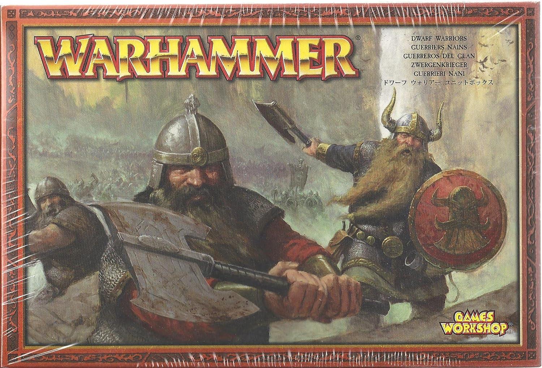 Games Workshop Warhammer Regimiento Enano: Amazon.es: Juguetes y juegos