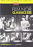Columbia Pictures Film Noir Classics III [DVD] [Region 1] [US Import] [NTSC]