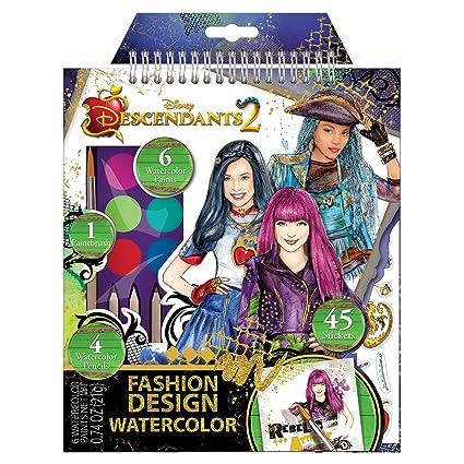 Amazon Com Make It Real Disney Descendants 2 Fashion Design