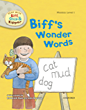 Biff's Wonder Words (Read With Biff, Chip and Kipper Level1)