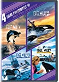 NEW Freewilly 1-4 (DVD)