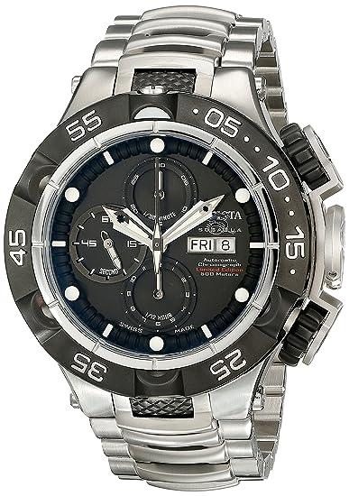 Invicta 15484 Subaqua analógico pantalla dos tonos reloj automático suizo: Amazon.es: Relojes
