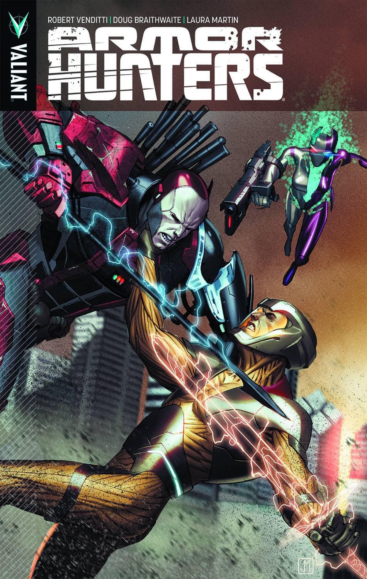 Read Online Armor Hunters Volume 1 PDF
