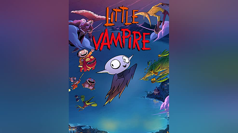 Little Vampire (French Language Version)