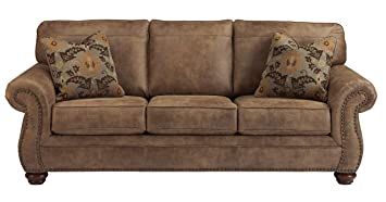 Signature Design By Ashley Tallow Sofa Earth Amazonca Home Kitchen