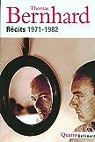 Récits: (1971-1982)