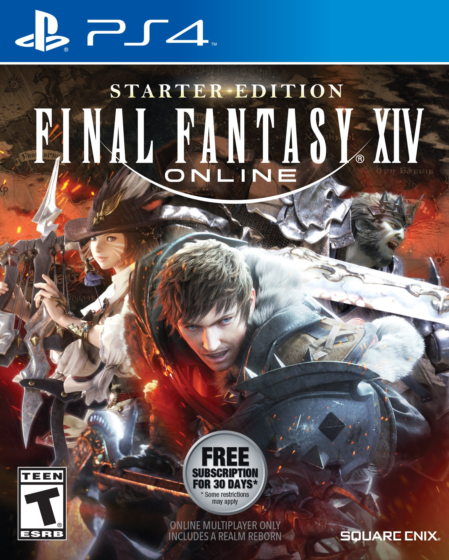 Amazon com: Final Fantasy XIV Online Starter Edition [Online