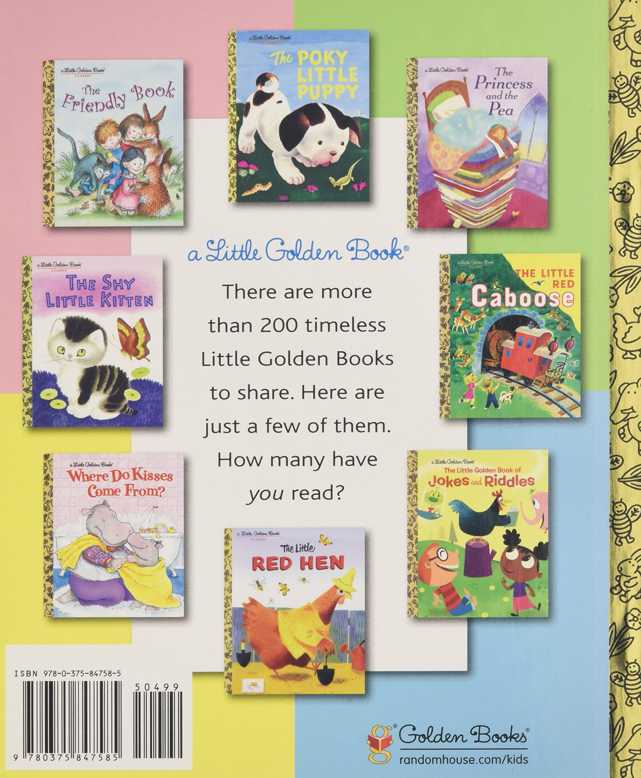 Amazon: The Please And Thank You Book (little Golden Book)  (9780375847585): Barbara Shook Hazen, Emilie Chollat: Books
